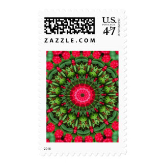 Rhododendrons Stamp