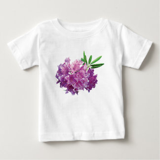 Rhododendrons With Leaves Kids Baby T-Shirt