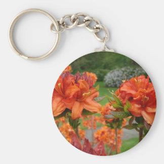 Rhododendrums 25 tazas de los regalos de las tarje llavero redondo tipo pin