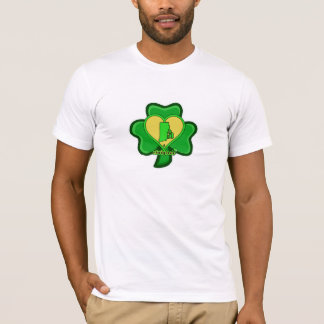 Rhody Love - St. Patty's Day shirt (White)