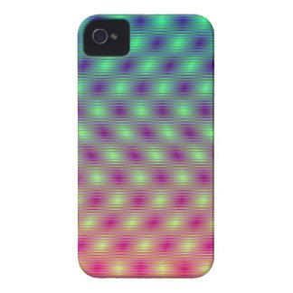 Rhomb Pattern iPhone 4 Case