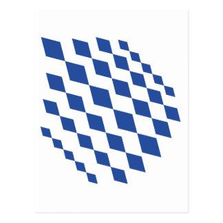 Rhombus design.ai postales