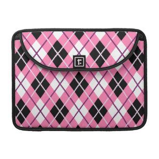 rhombus ,diamond pattern MacBook pro sleeves