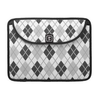 rhombus ,diamond pattern sleeves for MacBook pro