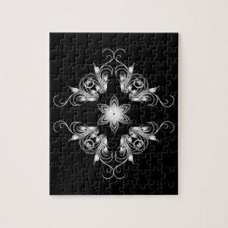 rhombus jigsaw puzzle