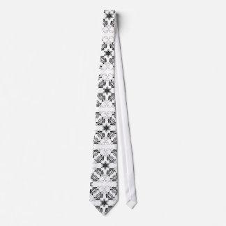 rhombus neck tie