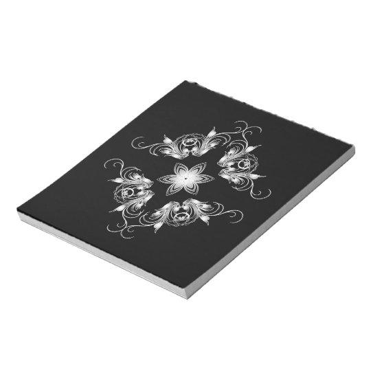 rhombus notepad