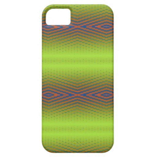 Rhombus punteado iPhone 5 Case-Mate carcasas