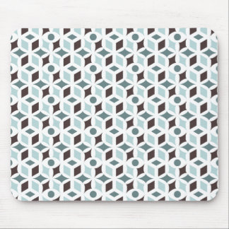 Rhombus Variation4 Mix2 Mousepad