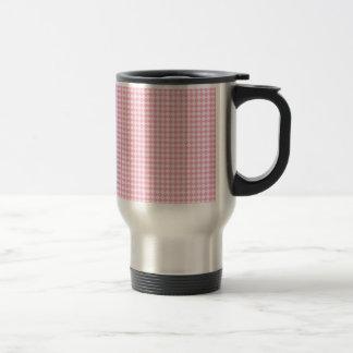 Rhombuses - Pale Pink and Carnation Pink Mug