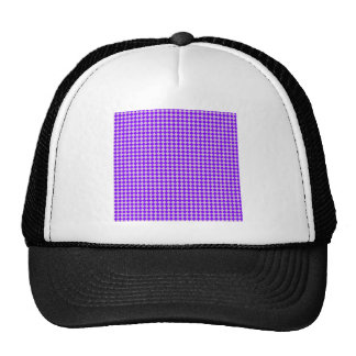 Rhombuses - Thistle and Violet Trucker Hat