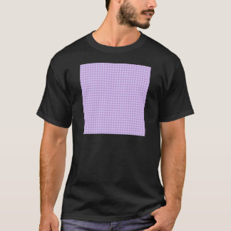 Rhombuses - Wisteria and Pale Lavender T-Shirt
