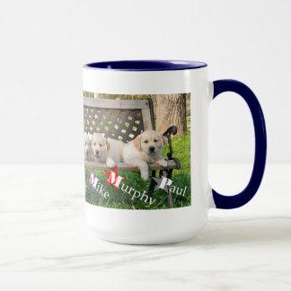 Rhonda's Valor Litter Bench Mug