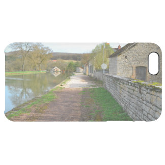 Rhône-Alpes canal French countryside Clear iPhone 6 Plus Case