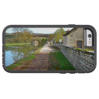Rhône-Alpes canal French countryside Tough Xtreme iPhone 6 Case