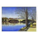Rhone In Spring Greeting Cards