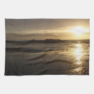 Rhosneigr Sunset Towel