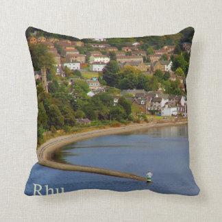 Rhu Cushion Throw Pillow