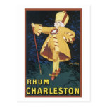 Rhum Charleston Postcard