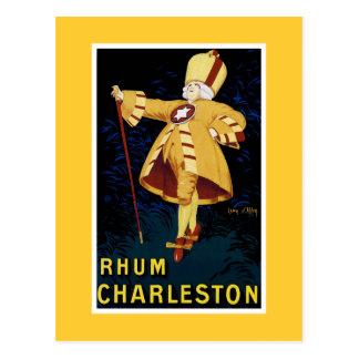 Rhum Charleston Tarjetas Postales