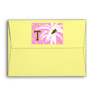 Rhymes for Bugs A-Z (T for Tsetse Fly) Envelope