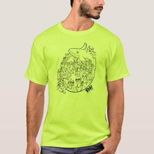 Rhythm & Hues VFX Solidarity T-Shirt