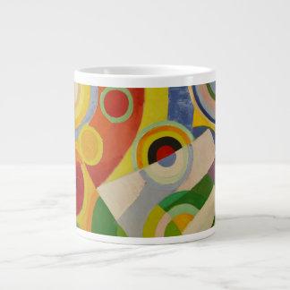 Rhythm Joie de vivre by Robert Delaunay 1930 Giant Coffee Mug