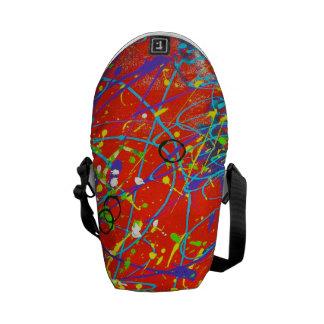 Rhythm Messenger Bag