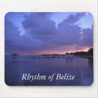 Rhythm of Belize San Pedro Sunset Mousepad