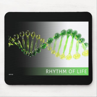 Rhythm of Life Mouse Pad
