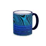 Rhythm of the sheets coffee mugs