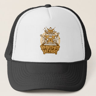 Rhythm Section Trucker Hat