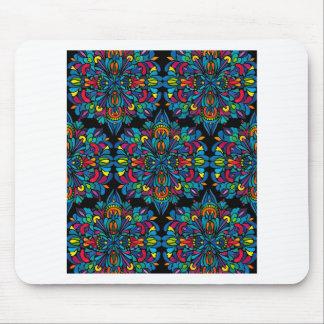 Rhythm, tropical mouse pad