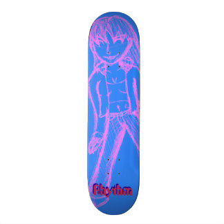 Rhythm Yumi (Minimalistic) Skateboard