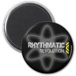 Rhythmagnet Refrigerator Magnet