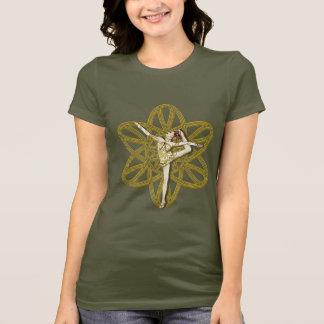 Rhythmic gym (gold) T-Shirt
