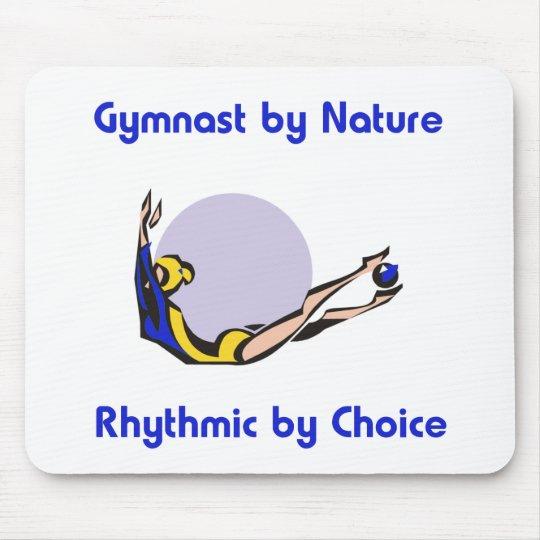 Rhythmic Gymnast Choice Mouse Pad
