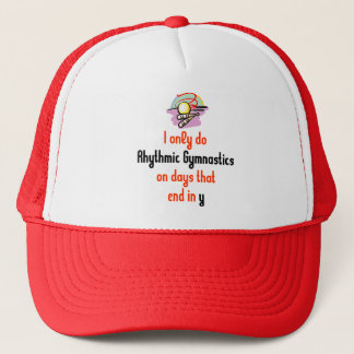 Rhythmic Gymnastic Days Trucker Hat