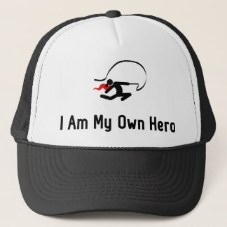 Rhythmic Gymnastic Hero Trucker Hat