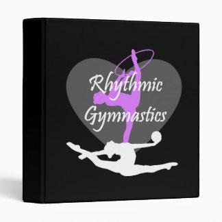 Rhythmic Gymnastics 3 Ring Binder