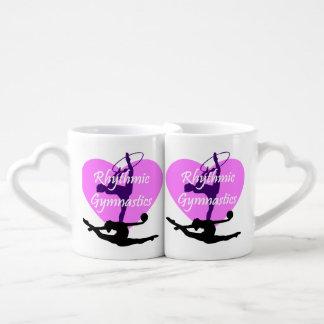 Rhythmic Gymnastics Coffee Mug Set