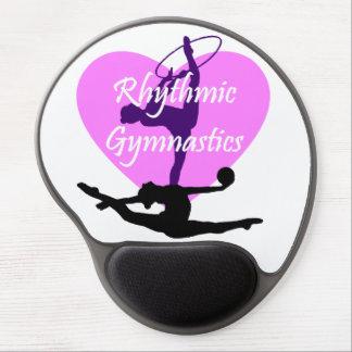 Rhythmic Gymnastics Gel Mouse Pad