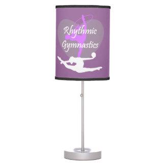 Rhythmic Gymnastics Desk Lamp