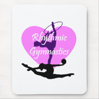 Rhythmic Gymnastics Mouse Pad
