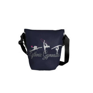 Rhythmic Gymnastics Rickshaw small messenger bag