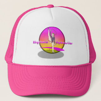Rhythmic Gymnastics Trucker Hat