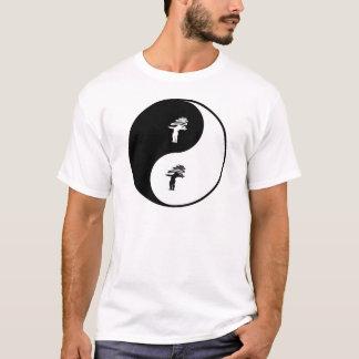 Rhythmic Gymnastics Yin Yang T-Shirt