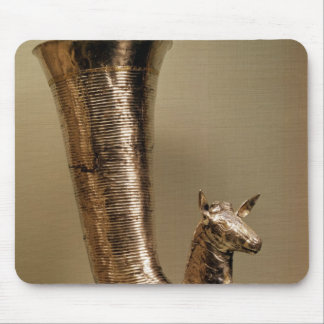 Rhyton in the form of an ibex, from Iran Mouse Pad