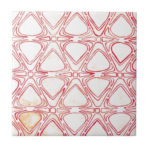 Ri de la moda del estilo de la tendencia del diseñ tejas  cerámicas
