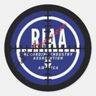 riaa sticker